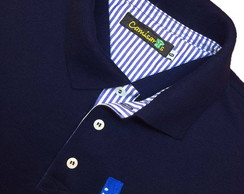 Polo Personalizada Bordada