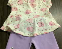 CONJUNTO BABY FASHION