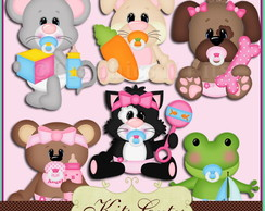 Kit Digital Animais 21