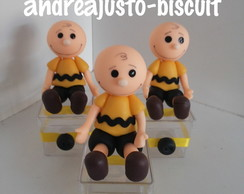 CHARLIE BROWN DO SNOOPY DE BISCUIT