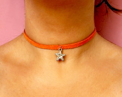Choker Color Estrela do mar