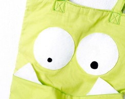 Monster Bag Verde