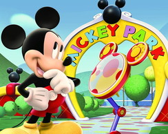 Painel Mickey 1,50x1m