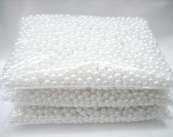 PEROLA ABS BRANCO 12MM 250PCS/250GRAMA