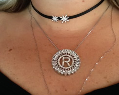 Choker Due Star replica