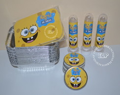 Kit Personalizado do Bob Esponja