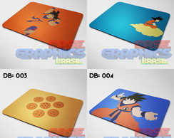 MOUSE PAD PERSONALIZADO DRAGON BALL