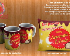 Kit Serenata de Amor