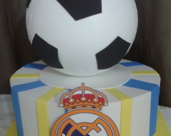 Bolo Artificial Real Madrid