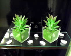 Mini Cactus Artificial. A unidade