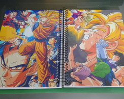 Caderno Dragon Ball 20 Matérias