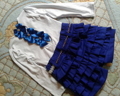 conjunto shorts body