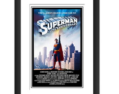 Quadro Filme Superman Retro Vintage Cult