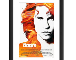 Quadro The Doors Jim Morrison Rock Filme