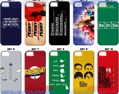 Capinha capa celular BIG BANG THEORY