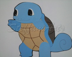 Painel - Pokemon Squirtle