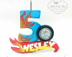 Vela Hot Wheels
