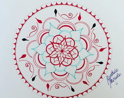 Mandala do Sangue Sagrado