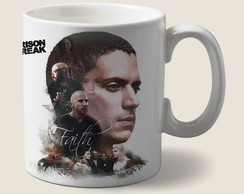 Caneca Prision Break - michael scofield
