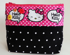 Mini Necessaire Hello Kitty Rosa
