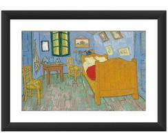 99698e579b1 ... Quadro Van Gogh Quarto Em Arles Obra Art