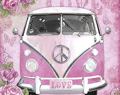 SDSXV-037 -Papel Scrap Decor Kombi Rosa