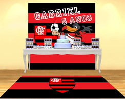 KIT FESTA INFANTIL TIME FLAMENGO