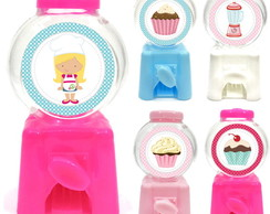 Mini Candy Machine - Cupcake