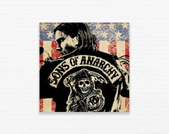Quadrinho 15x15 Sons Anarchy