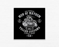 Quadrinho 15x15 Sons Anarchy - Mayhem