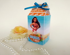 Mini caixa milk Moana