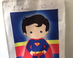 Eco bag personalizada herois cute