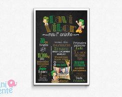 Chalkboard Digital -Chaves