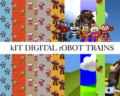 KIT DIGITAL ROBOT TRAINS