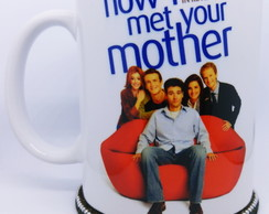 Caneca How I Met Your Mother - Mod.03