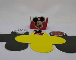 Forminhas mickey mouse