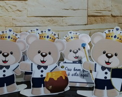 Display de mesa Urso Princípe