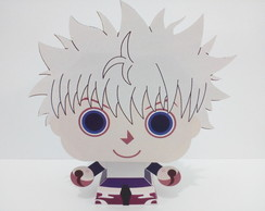 Paper Toy 3D Killua Hunter x Hunter