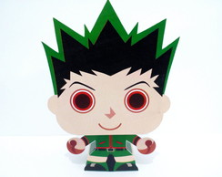 Paper Toy 3D Gon Hunter x Hunter