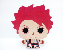 Paper Toy 3D Natsu Fairy Tail