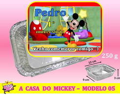 Marmitinha A Casa do Mickey - Modelo 05