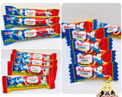 Kit Festa Chocolate Branca de Neve