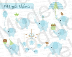 Kit Digital Elefante