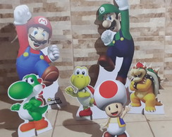DISPLAY MARIO BROSS