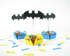 Toppers para Doces Festa Batman
