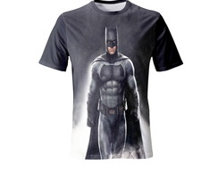 Camiseta Infantil Batman 3