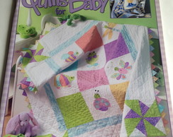 Revista Quilts for Baby