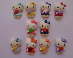 Hello Kitty com Sorvete