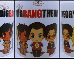 Caneca The Big Bang Theory - Mod. 1