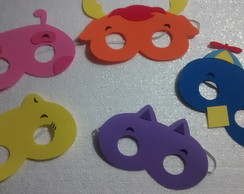 Máscaras Backyardigans EVA